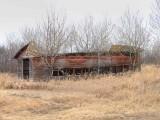 Old farm building 6638