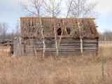 Old farm building 6615