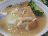 Wonderful toffu soup