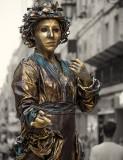 Artist in Lissabon