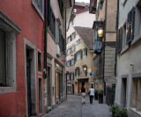 Old city of Basel