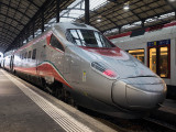 The newest Swiss/Italien-Train composition