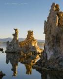 Mono Lake's Tufa Columns
