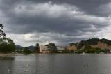 Marin Veterans Auditorium & Clouds