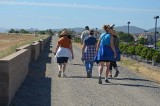Group on Levee