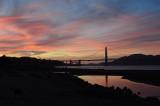 Vibrant Colors at Golden Gate