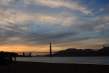 Two Towers of Golden Gate