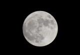 Record-Breaking Super Moon