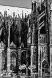 Cologne Cathedral - Southern Transept unscaffolded