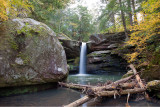 FLAT LICK FALLS, JACKSON COUNTY, KY