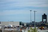 Japan Airlines 787 at Logan Airport