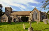 St Petroc's Church, South Brent, Devon
