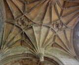 fan vaulting of the Morton chapel