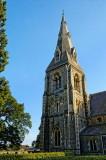St Gabriel's church Hanley Swan