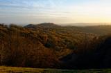 Midsummer Hill approaching midwinter