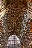 the chancel - facing the light