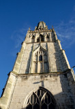 tower of St Nicholas church
