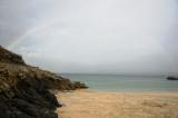 Porth Gwidden beach