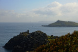 St Ives Head or the 'island'