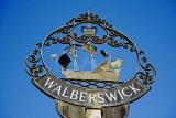 Walberswick village sign