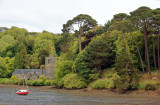 Roseland peninsula - the river Fal and side creeks