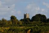 Walberswick church tower