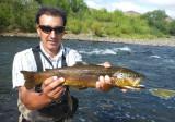 ••NEW•• Patagonia (1) Trout Fishing Feb, 2015
