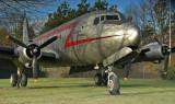 C 54E Skymaster