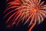 Norwalk Fireworks - July 5, 2014