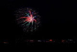 City of Norwalk , CT 2016 4th of July Fireworks Display