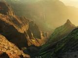 Waimea Canyon Sunrise, Kauai
