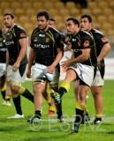 ITM Cup rugby Taranaki vs Wellington 2013