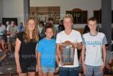Flannagan Cup open water swim 2014