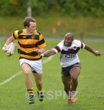 Taranaki v North Harbour Development Rugby Union match 2014