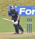 Central Stags vs Auckland Aces 50 over 24-1-2015