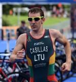 ITU sprint Triathlon world cup 2016 New Plymouth