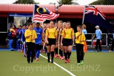 Black Sticks woman vs Malaysia Thursday 2016