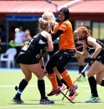 Black Sticks woman vs Malaysia Sunday 18th December 2016