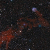 HFG1 and Abell 6 Planetary Nebulae