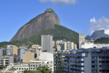 The Gavea Stone, viewed from the back balcony !