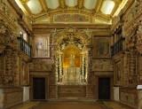 The Golden Chapel, in São Francisco Church