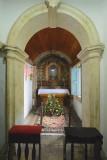 Lateral chapel of São Francisco Church