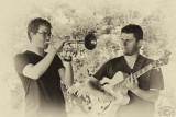 Mark Rapp and Gabriel Moraes