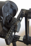 L-Bracket and Arca-Swiss clamp on Nodal Ninja 5 Pano-Head