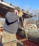 Johnson Hollow: Sawing and Shingle Making