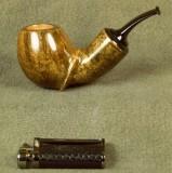 *CP - NFS* Knuffige Brandy-Variante mit Calabash inside-System von GEORGE BOYADIJEV aus Bulgarien.