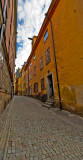 #Old #Stockholm, a very #narrow #street
