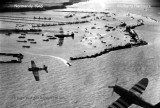 Mulberry harbour Normandy 1945. P. Shop.jpg