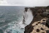 Holei Sea Arch; Hawaii Volcanoes NP