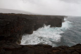 Hawaii Volcanoes NP; Chain of Craters Rd coast